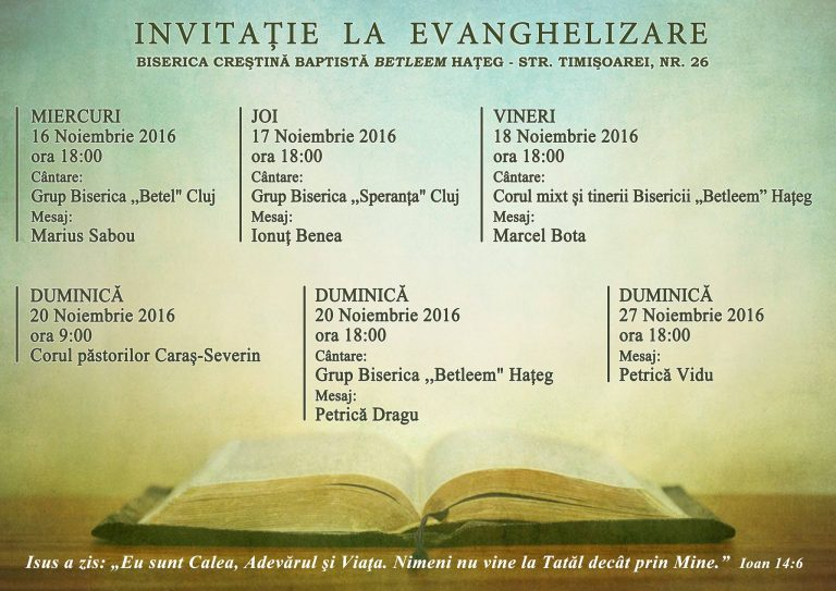 evanghelizare-2016